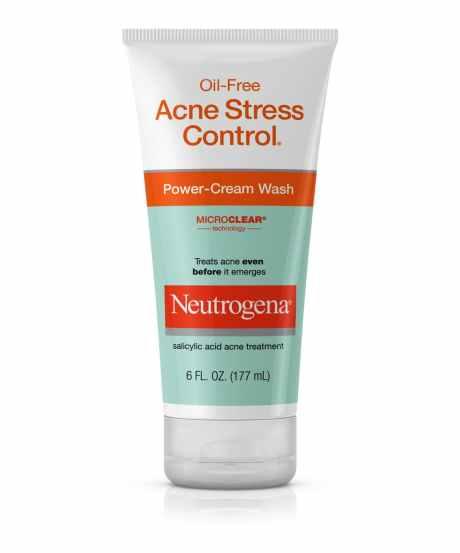Neutrogena acne